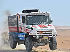 Van den Heuvel slaat Dakar Rally in 2019 over