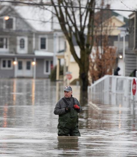 Leger ingezet bij overstromingen in oosten van Canada