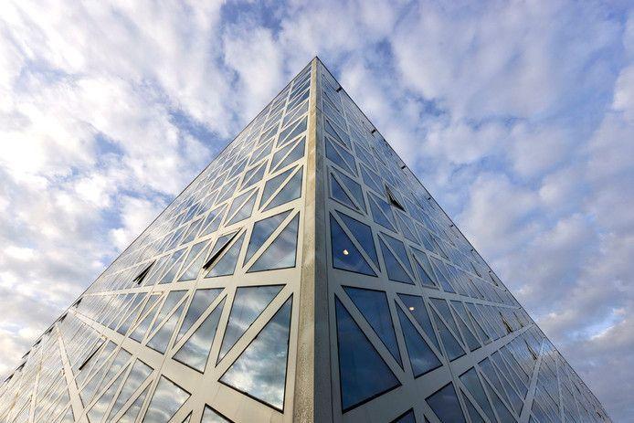 X-gebouw van Windesheim in Zwolle.