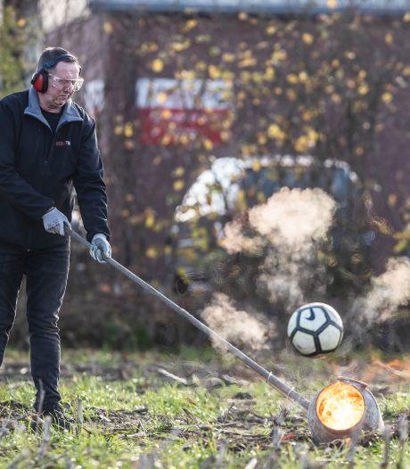 Carbidschieten verboden in Helmond: 'We hebben onze handen al vol aan het vuurwerk'