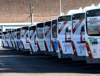 Chauffeurs De Lijn leggen werk neer voor collega die ontslag kreeg na handgemeen met passagier