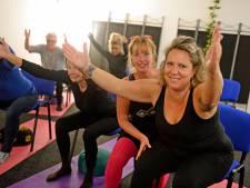 Yoga vanuit je (niet zo) luie stoel
