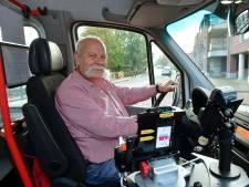 Binnenkort buiten dienst: Gerrit Krijgh rijdt zijn laatste busritten