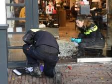 Kabels, alarm, paaltjes, camera's. Kan een winkelier nog meer doen tegen dit soort kraken?