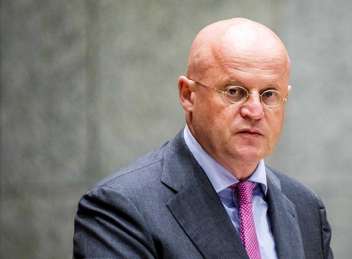Justitie-minister Grapperhaus liet onderzoek doen naar de onafhankelijkheid van het WODC.