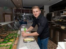 Cafetaria-eigenaar én voetballer Cornet verlaat Unitas: 'Ik moet afleren een opgefokt mannetje te zijn'