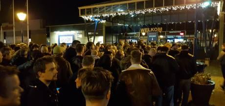 Slayer-fans lang in de rij bij 'laatste concert' in Zwolle