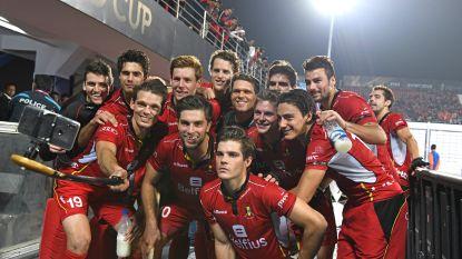 FINALE! Red Lions draaien Engeland door gehaktmolen (0-6) en gaan morgen voor eerste WK-goud ooit