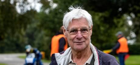 Geert Hannink heeft vrienden voor het leven overgehouden aan de Luttenbergring
