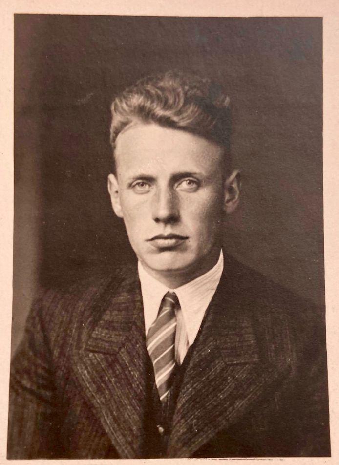 Johannes Hendrikus Scholten uit Woerden is postuum onderscheiden.