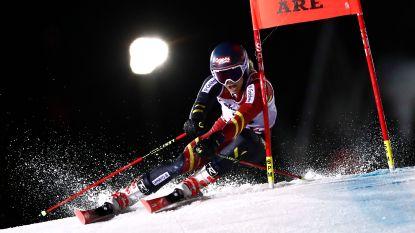 Skiër Sam Maes bij WK-debuut meteen in top tien beste mannelijke Belgen ooit