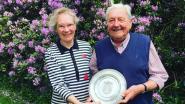 Louisa en Jan 70 jaar getrouwd