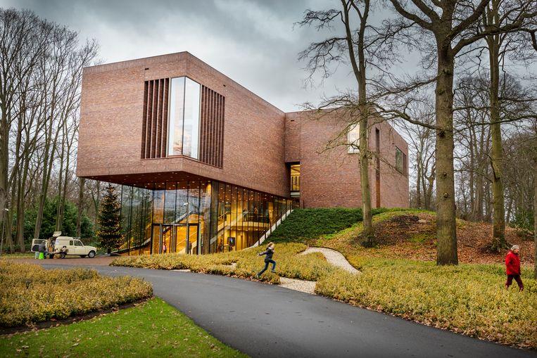 Museum LAM op Landgoed Keukenhof in Lisse. Beeld Pauline Niks