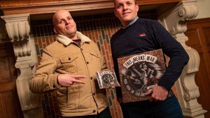 Schepen brengt punkplaat wereldwijd uit
