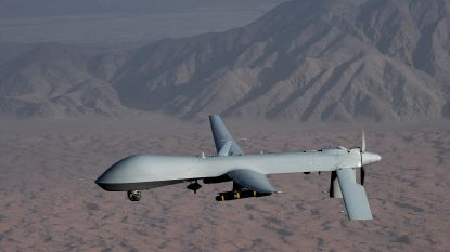 Trump maakt decreet Obama ongedaan: CIA moet niet langer burgerslachtoffers drone-aanvallen melden