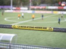 Competitiestop dreigt in tweede en derde divisie: clubs wachten eerst kabinetsbesluit af