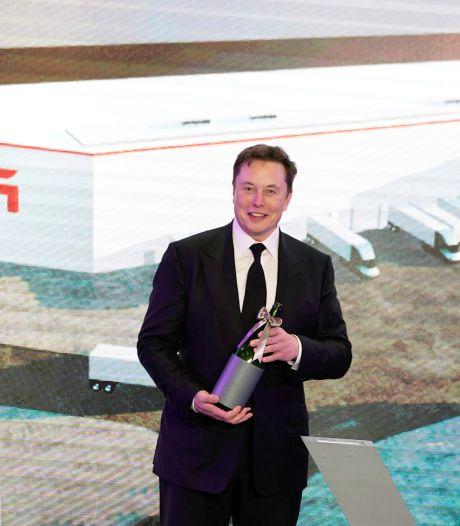 Elon Musk spoort Tesla-werknemers aan harder te werken: 'Recordkwartaal mogelijk'