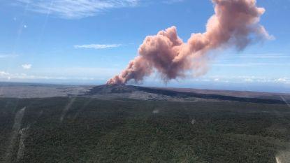 Vulkaan barst uit: 10.000 mensen moeten huis verlaten