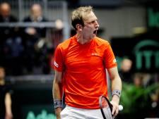 De Bakker wint challenger The Hague Open