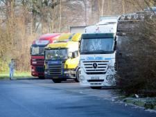 EU geeft miljoeneninjectie voor parkeerplaatsen vrachtwagens
