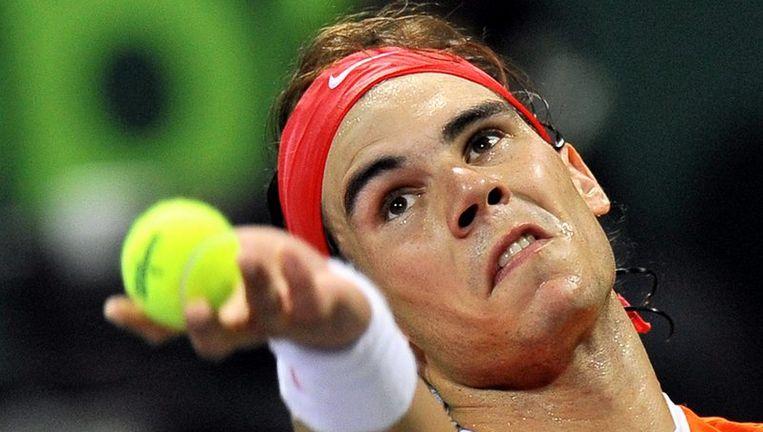 Archieffoto Nadal. Foto EPA Beeld