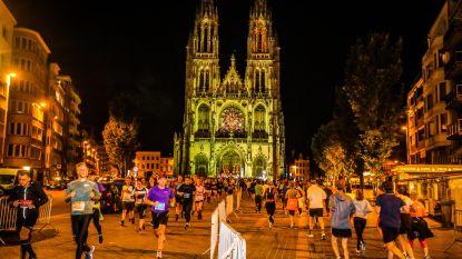 2.600 mensen lopen de Ostend Night Run