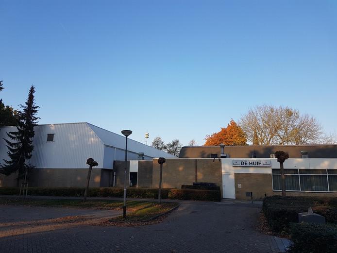Sporthal De Huif in Bavel.