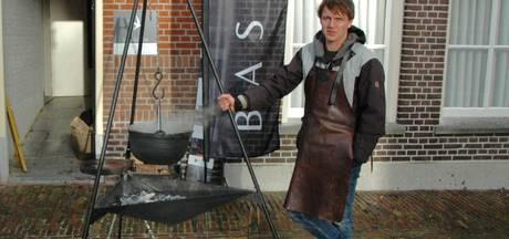 Designer Sjors Mouthaan opent studio in Heusden