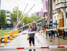 Wind deert Kaapstad niet: leve de lol in hartje Tilburg