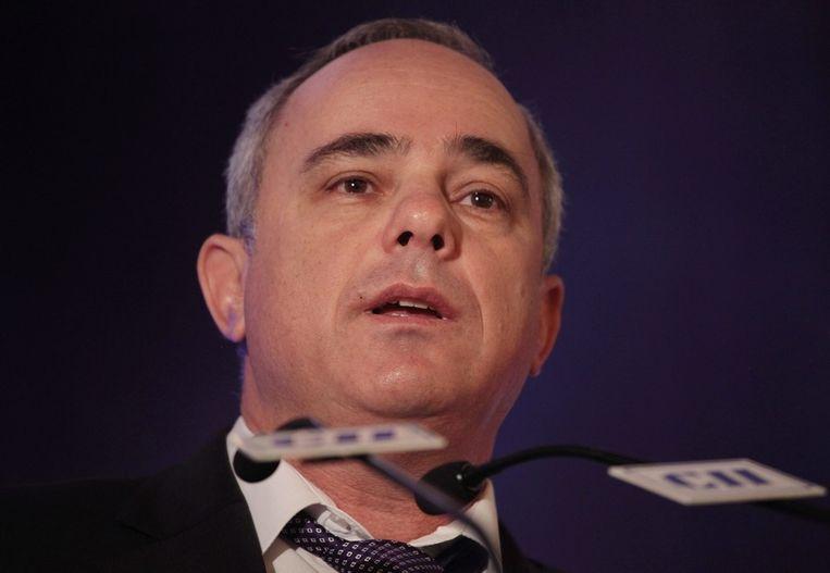 Yuval Steinitz. Beeld EPA