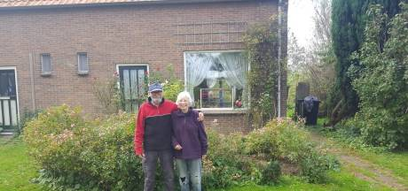 Jan Visscher (81) is weekender op Tiengemeten: 'We zitten er nog steeds prima'