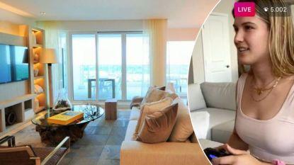 PlayStation Genie Bouchard crasht nadat te veel fans haar virtueel willen zien tennissen vanuit appartement in Miami
