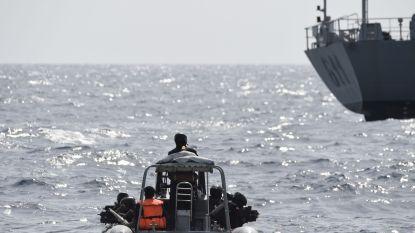 Piraten kidnappen 19 bemanningsleden van Griekse tanker voor Nigeria