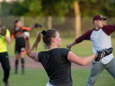 'Play. Baseball. Now.', dat is het devies van Panters
