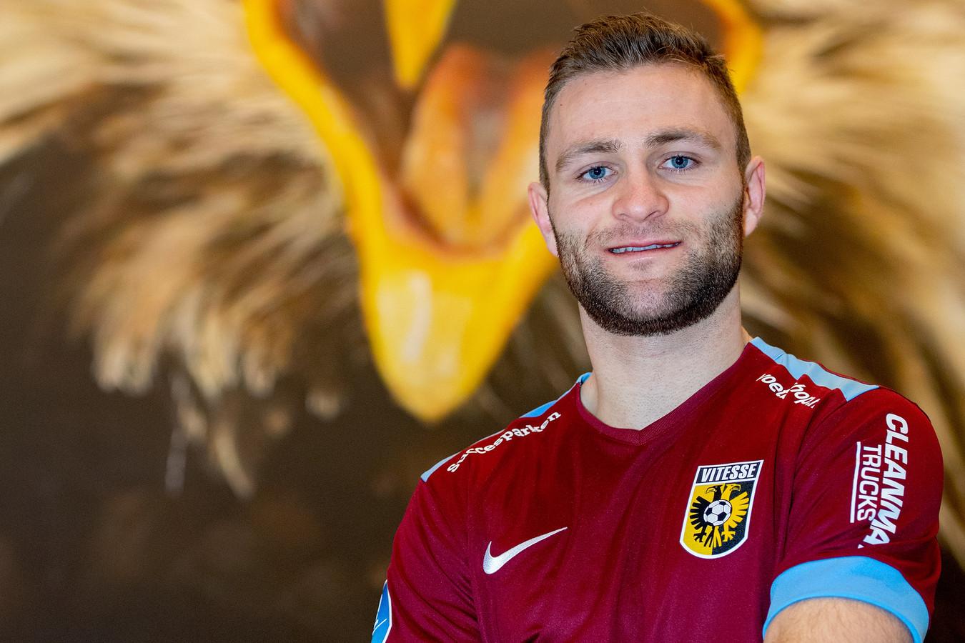 Sondre Tronstad, de nieuwe 'Viking' van Vitesse.