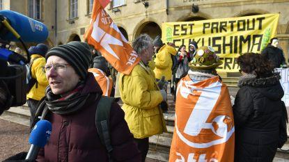 Celstraffen voor Greenpeace-militanten die Franse kerncentrale binnendrongen