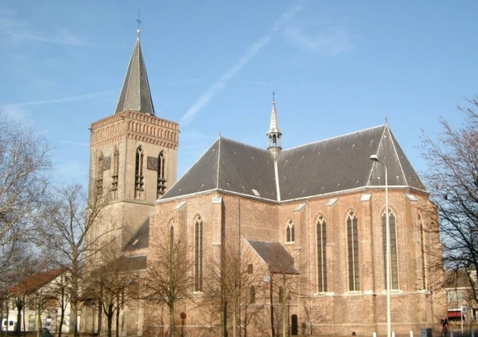 Afbeeldingsresultaat voor oude kerk ede
