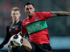 Verbannen Mathias Bossaerts en NEC per direct uit elkaar