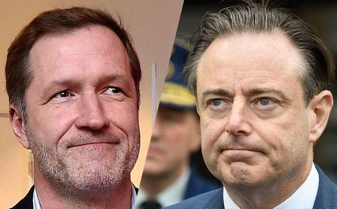 Paul Magnette et Bart De Wever.