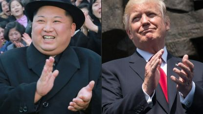 Historische top tussen Donald Trump en Kim Jong-un gaat door op 12 juni in Singapore
