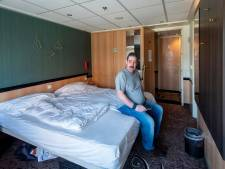 Een cruiseschip voor daklozen in Arnhem: 'Dit wordt afkicken na de crisis'