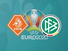 LIVE | Nederland gaat als favoriet kraker tegen Duitsland in