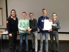 Erasmus wint brandweerprijs met 'Schoorsteen Diagnose Systeem'