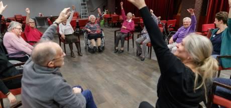 Zo blijven de ouderen van de Zeven Schakels in Zevenbergen in beweging