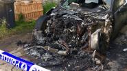 Porsche brandt uit op oprit, gerecht opent onderzoek