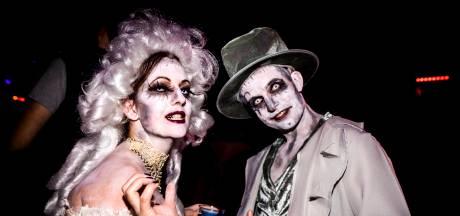 Masters of Halloween afgeblazen