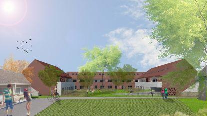 Sociale huisvestingsmaatschappij werkt aan meer dan 100 nieuwe woningen in Oostkouterwijk