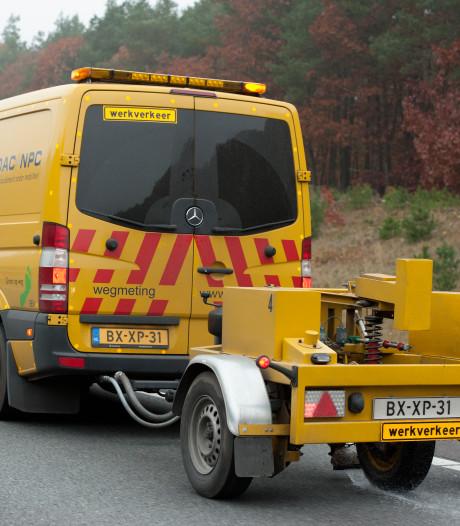 Stroefheidsonderzoek in Apeldoornse ongelukkenbocht