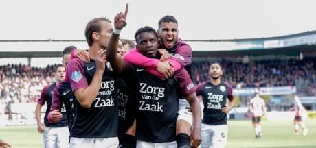 Goal leidt tot vertrouwen bij Bahebeck: 'Ik genoot van de wedstrijd'