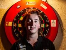 Dartkampioen Danny Jansen uit Holten mikt op Nederlands jeugdteam